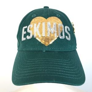 New era sequins hat youth
